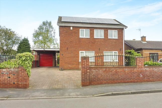 Thumbnail Detached house for sale in Potts Lane, Crowle, Scunthorpe