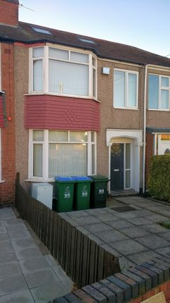 Thumbnail Detached house to rent in The Mount, Coventry