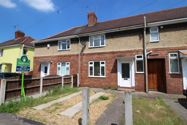 Thumbnail Terraced house to rent in Crecy Avenue, Intake, Doncaster