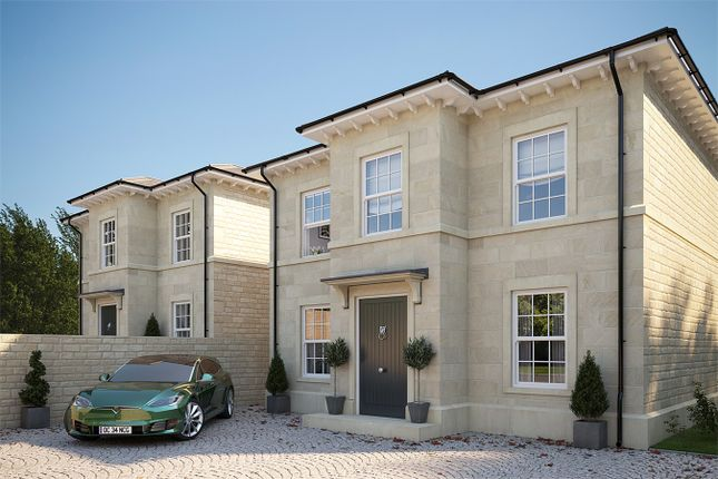 Thumbnail Detached house for sale in Lansdown Road, Bath