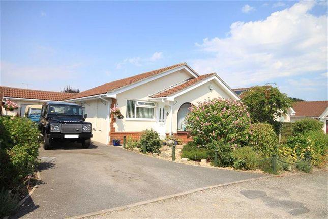 Thumbnail Detached bungalow for sale in Martindale Avenue, Colehill, Wimborne