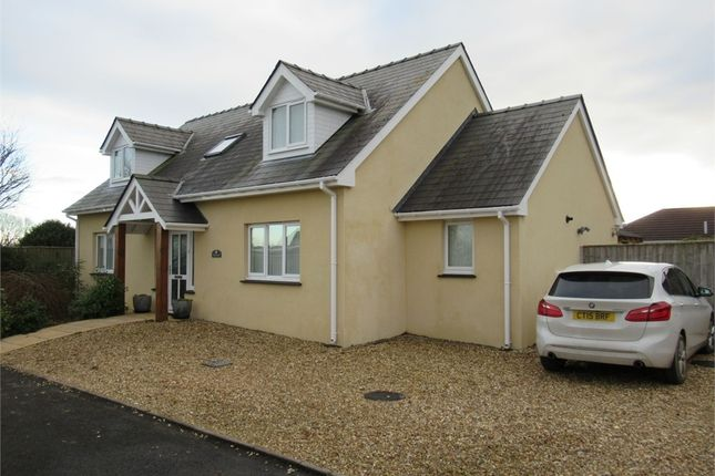 Thumbnail Detached bungalow for sale in Dan-Y-Coed, 92 Cardigan Road, Haverfordwest, Pembrokeshire