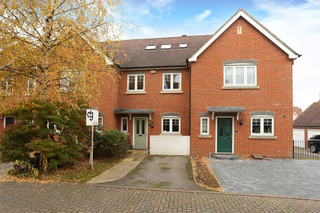 Thumbnail Terraced house to rent in Elm Farm Close, Grove, Wantage