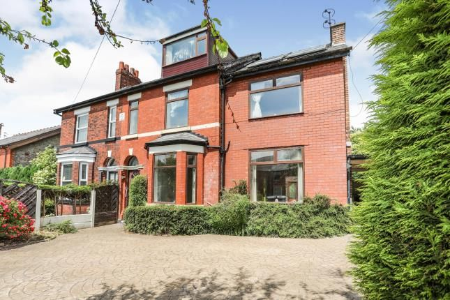 Thumbnail Semi-detached house for sale in Buxton Road, Macclesfield, Cheshire