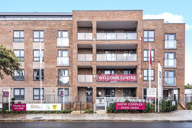 Flat for sale in Heath Lodge, Marsh Road, Pinner, Middlesex