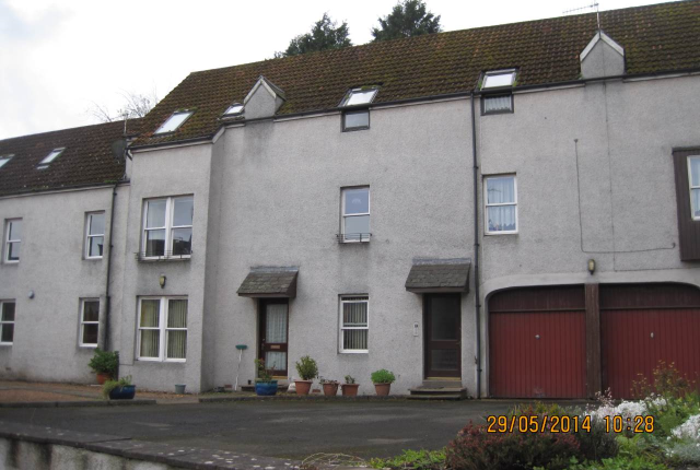 Thumbnail Flat to rent in Tannery Court, Cupar