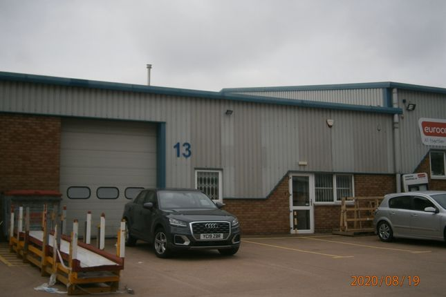 Thumbnail Warehouse to let in Units 11/13 Great Russell Court, Fieldhead Business Centre, Bradford