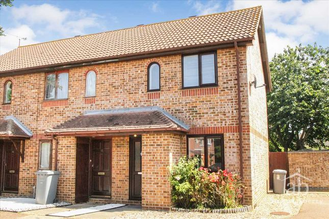 2 bed semi-detached house to rent in Wright Lane, Kesgrave, Ipswich IP5