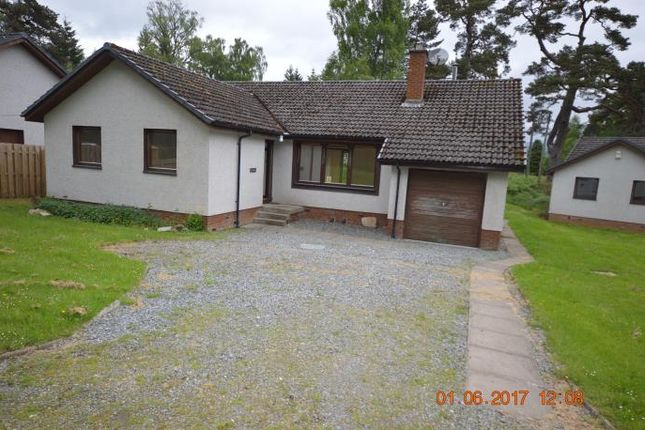 Thumbnail Bungalow to rent in An Cuilion, Dall Estate, Pitlochry