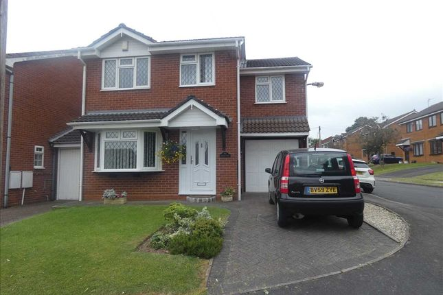 Thumbnail Detached house for sale in Orchard Rise, Yardley, Birmingham