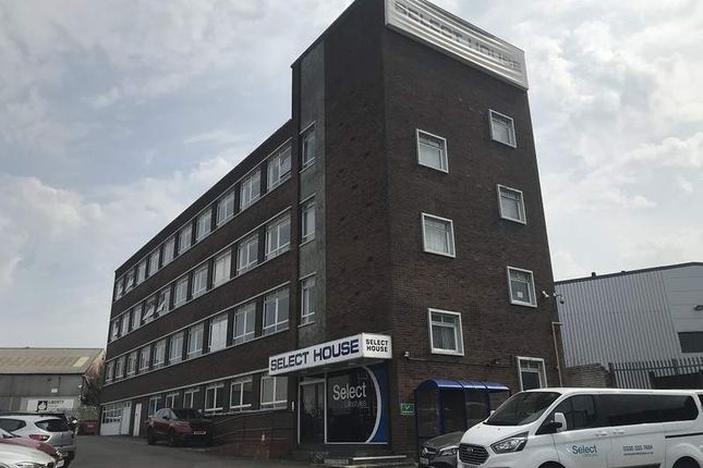 Thumbnail Office to let in Select House, 50 Popes Lane, Oldbury