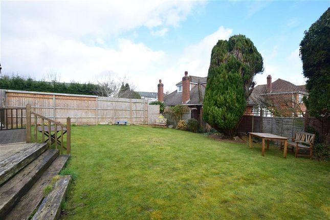 Rear Garden of Bassett Close, Sutton, Surrey SM2
