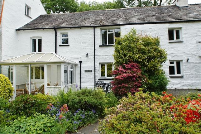 Thumbnail Cottage for sale in Low Nibthwaite, Coniston, Ulverston, Cumbria