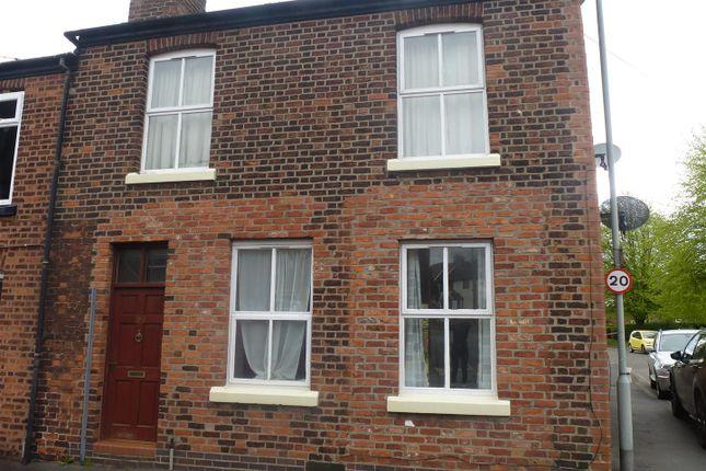Thumbnail Flat to rent in Regent Street, Moulton, Northwich