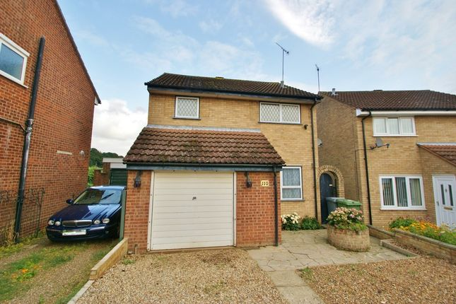 Detached house for sale in Chestnut Avenue, Spixworth, Norwich