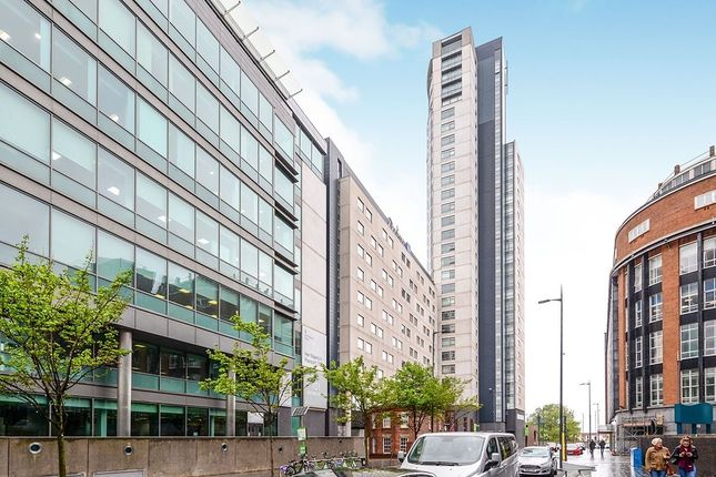 Thumbnail Studio to rent in Beetham Tower Old Hall Street, Liverpool