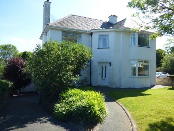 Thumbnail Detached house for sale in Beach Road, Benllech, Tyn-Y-Gongl, Sir Ynys Mon