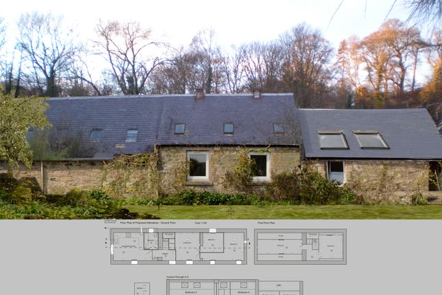 Barn conversion for sale in Ancrum, Jedburgh