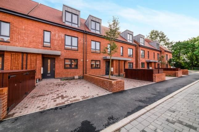 Thumbnail Terraced house for sale in The Constance At Barnes Village, Cheadle