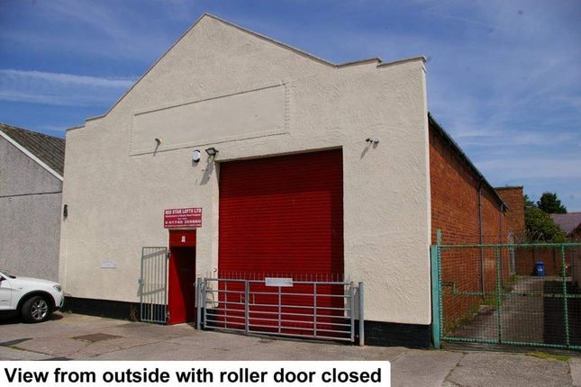 Thumbnail Industrial for sale in Rhyl LL18, UK