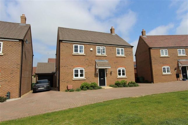 Thumbnail Detached house for sale in Goldfinch Road, Leighton Buzzard