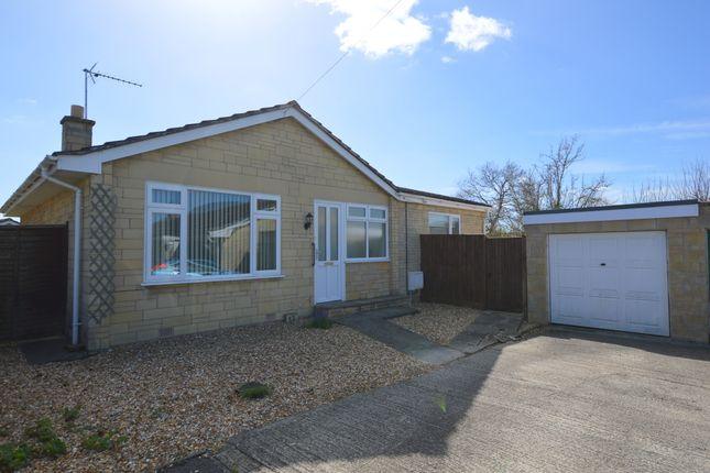 Thumbnail Detached bungalow for sale in Savernake Avenue, Melksham