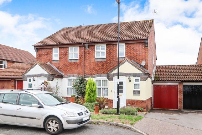 Thumbnail Semi-detached house for sale in Warelands, Hammonds Ridge, Burgess Hill