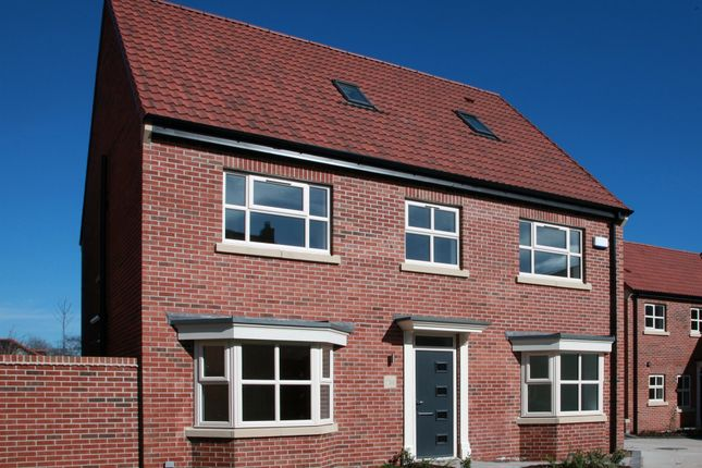 Thumbnail Detached house for sale in Braeburn Mews, Bawtry, Doncaster