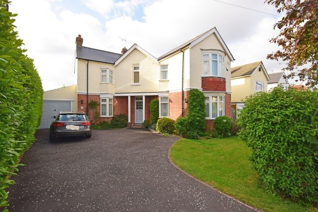Thumbnail Detached house for sale in First Avenue, Gillingham