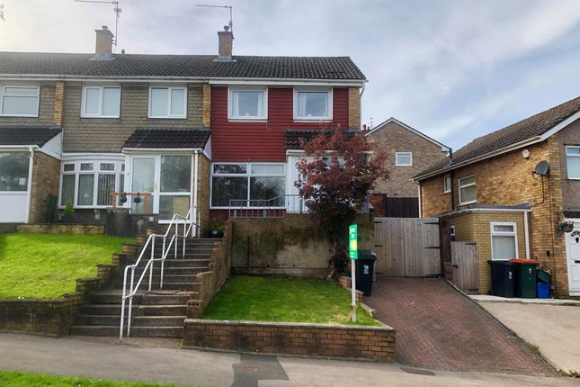Thumbnail Semi-detached house for sale in Rowan Way, Newport