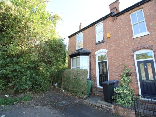 Thumbnail End terrace house to rent in Leicester Street, Leamington Spa