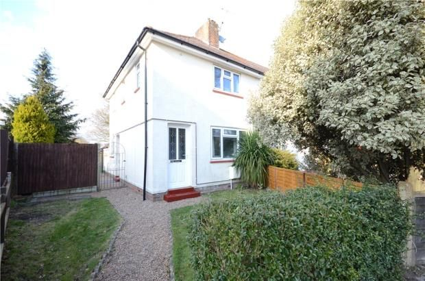Thumbnail End terrace house for sale in Sycamore Road, Farnborough, Hampshire