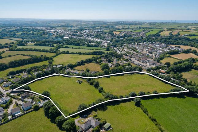 Thumbnail Land for sale in Tregoodwell, Camelford