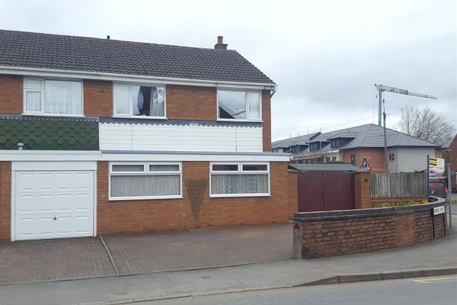 Thumbnail Semi-detached house to rent in Brindley Street, Stourport-On-Severn