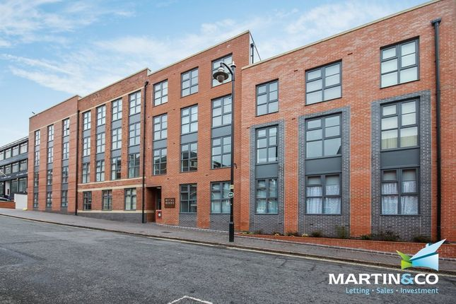 Thumbnail Flat for sale in Metalworks, Warstone Lane, Jewellery Quarter