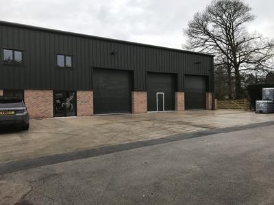 Thumbnail Light industrial to let in Unit 1, Clock House Farm, Lea Rd, Preston