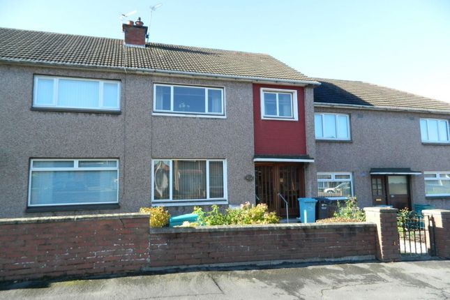 Thumbnail Terraced house to rent in Abbotsford Road, Wishaw