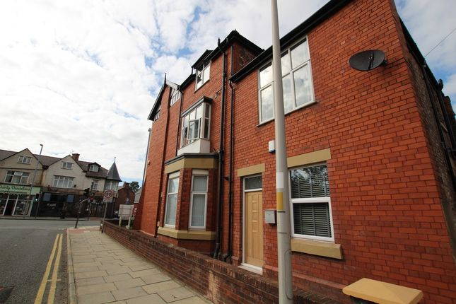 Thumbnail Flat to rent in Crosby Road North, Liverpool