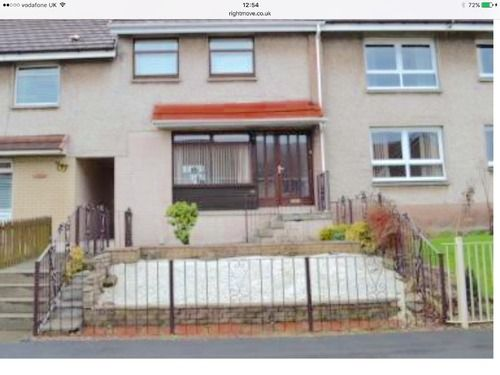 Thumbnail Terraced house to rent in Telford Street, Belshill ML4,
