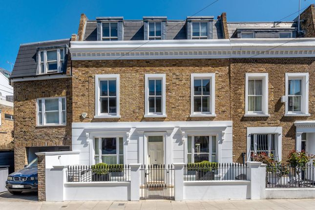 5 bed terraced house for sale in Waterford Road, Moore Park Estate, London SW6