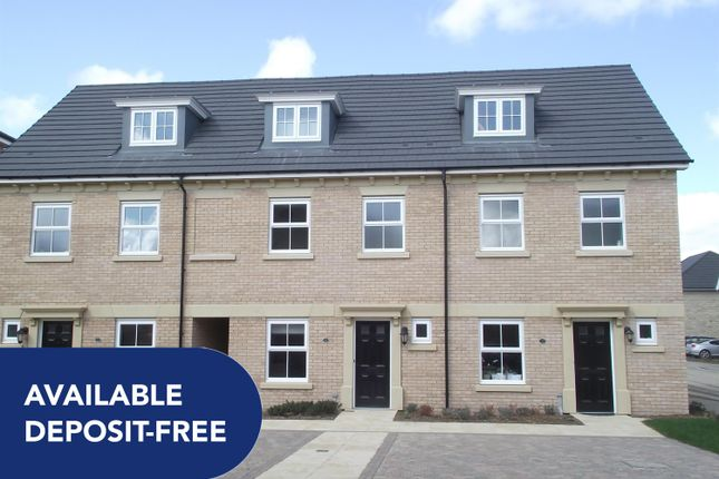 Thumbnail Terraced house to rent in St. Andrews Walk, Newton Kyme, Tadcaster