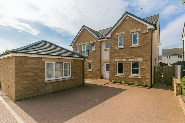 Thumbnail Detached house for sale in 1 South Chesters Avenue, Bonnyrigg, Midlothian