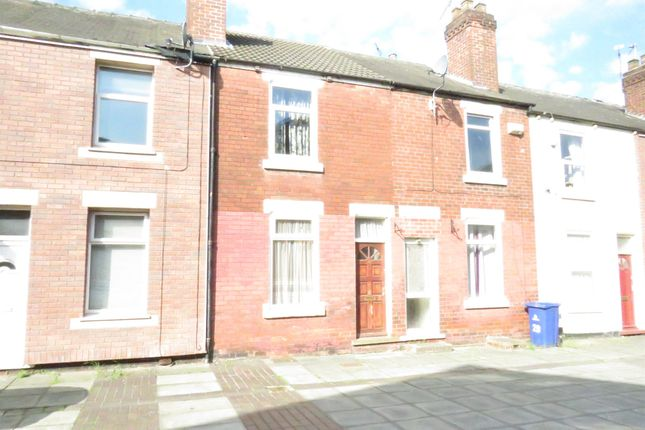 Thumbnail Terraced house for sale in Crimpsall Road, Hexthorpe, Doncaster