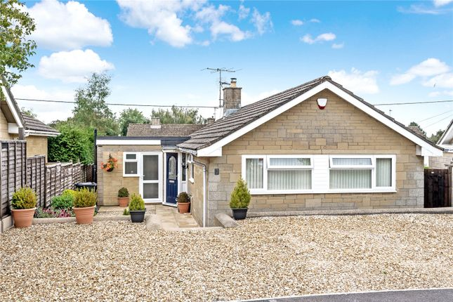 Thumbnail Bungalow for sale in Berry Hill Crescent, Cirencester