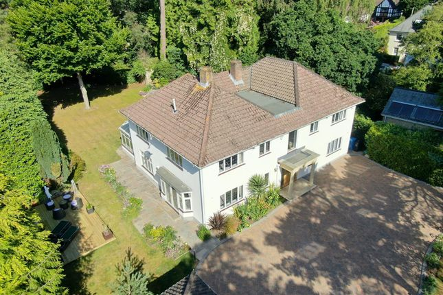 Aerial (1) of De Mauley Road, Canford Cliffs, Poole BH13