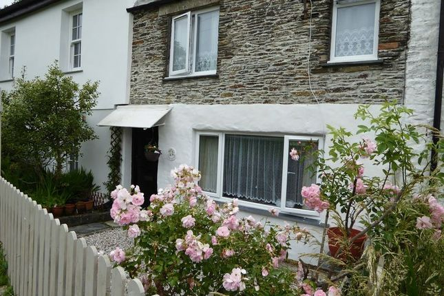 Thumbnail Cottage for sale in Chapel Street, Camelford