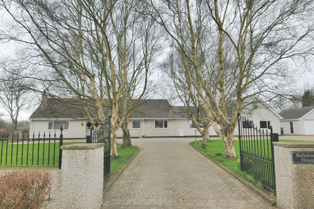 Thumbnail Bungalow for sale in Smeale Road, Andreas, Isle Of Man