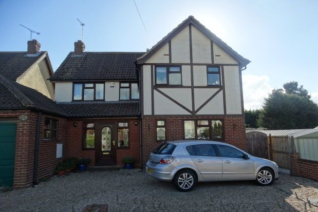 Thumbnail Property to rent in Beckingham Street, Tolleshunt Major, Maldon