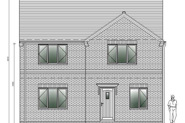 Thumbnail Detached house for sale in Hillingdon Drive, Ilkeston