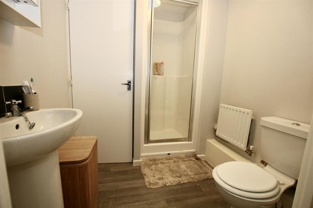 Shower Room of Stark Way, Lincoln LN2